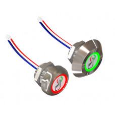 Сенсорная кнопка KD-22ESH-3PA-GR