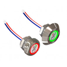 Сенсорная кнопка KD-22ESH-1PВ-GR
